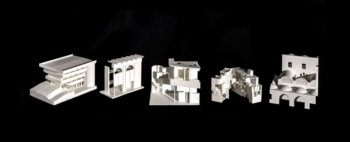 Stampa 3d per l 39 architettura il plastico come strumento for Strumento di progettazione di architettura online